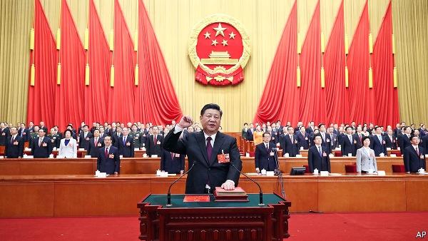 Лидер Китая готовится к длительной борьбе с Западом, но «социализм победит»