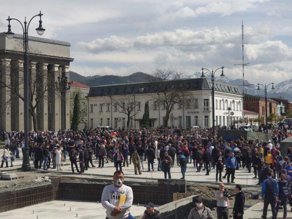 В Роспотребнадзоре назвали катастрофой массовый «сход» во Владикавказе