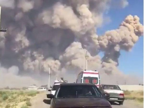 ЧС в Казахстане: из-за взрыва эвакуируют целый город
