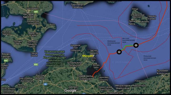 8b7e8729caf97197b11fe540b8d17 «Северный поток— 2» кпересечению готов: «Балтийский газопровод» пошел вПольшу