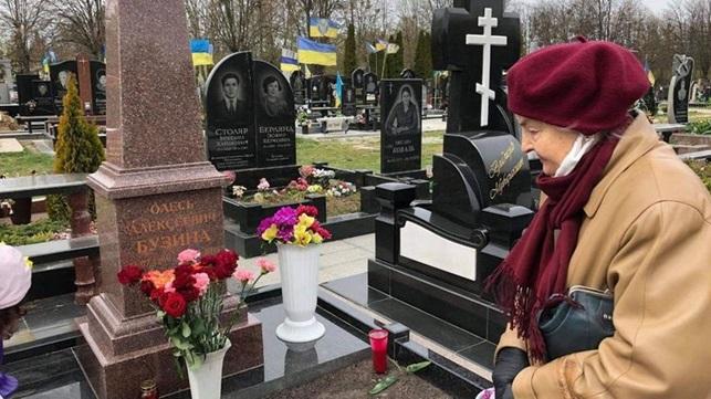 0a00e8749c927a7565e56d25ea825 Памяти Олеся Бузины. Судебный бред, «крыша» убийц инедееспособная Украина