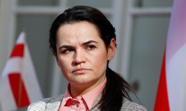 Тихановская провозгласила себя единственным лидером Белоруссии