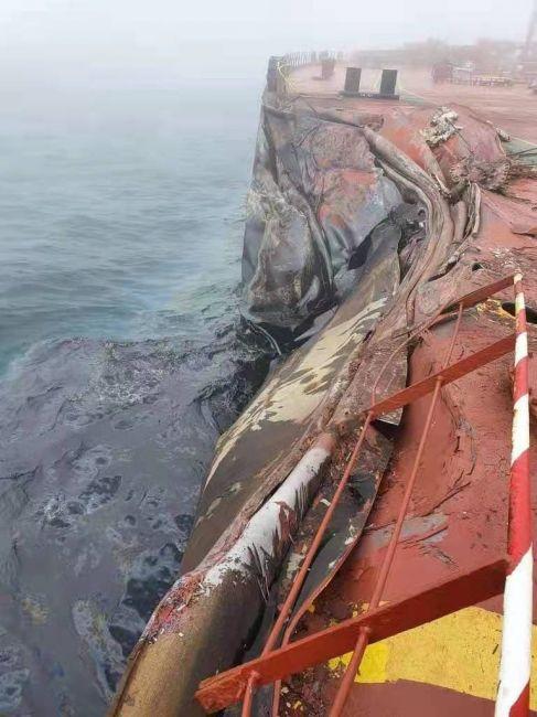 Морская справедливость» протаранила у Китая танкер с нефтью из Венесуэлы — Общество. Новости, Новости Большого Ближнего Востока — EADaily