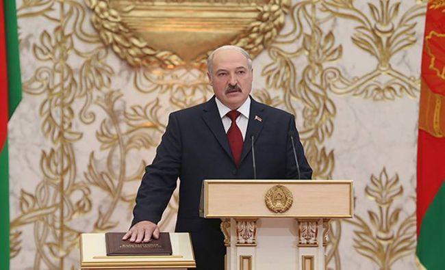 Лукашенко без предупреждения вступил вдолжность президента Белоруссии