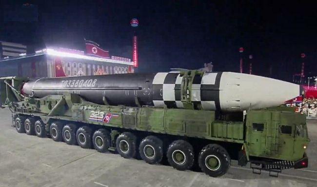 Глава КНДР объяснил, зачем его стране нужна военная мощь