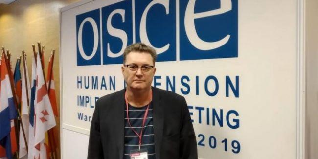 В Эстонии арестован русский правозащитник Сергей Середенко